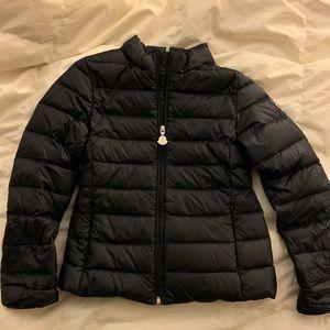 EUC Moncler down jacket